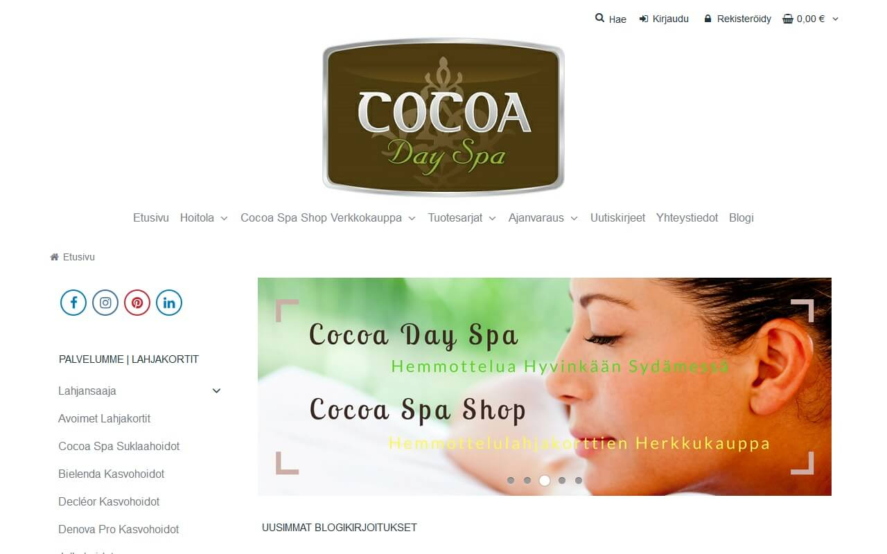 Cocoa Day Spa