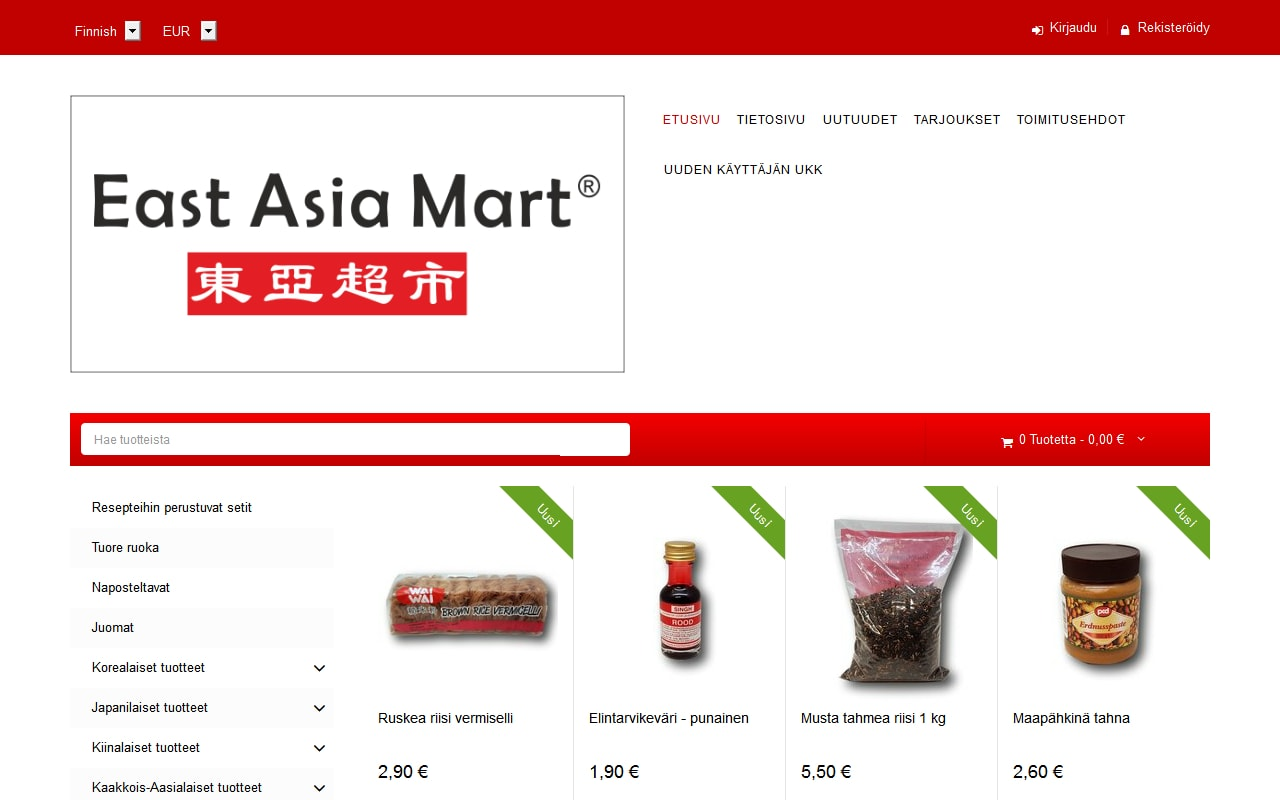 East Asia Mart