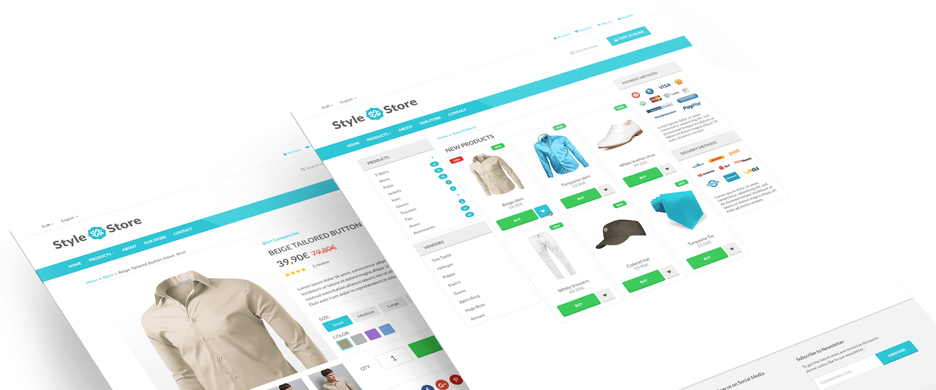 Style Store theme