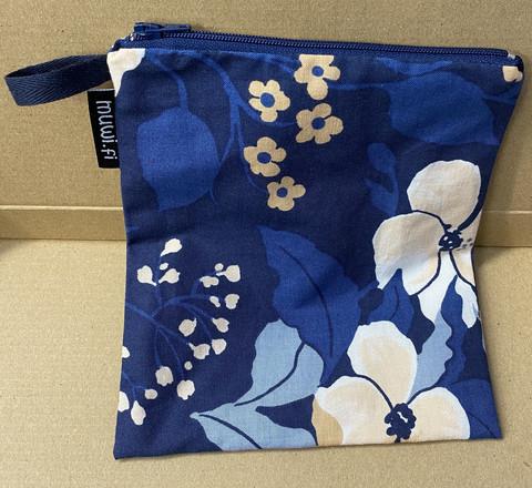 Uimapukupussukka beige-sininen leinikki