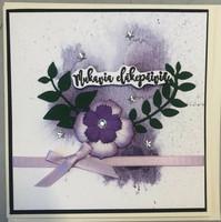 Kortti eläkkeelle lila