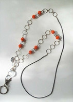 Bling-avainkoru, oranssi