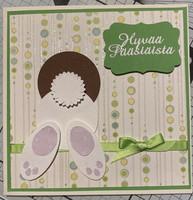 Kortti pääsiäispupu