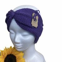 Merinovillapanta violetti