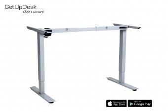 GetUpDesk Duo I smart sähköpöydän runko