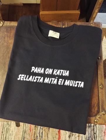 PAHA ON KATUA...