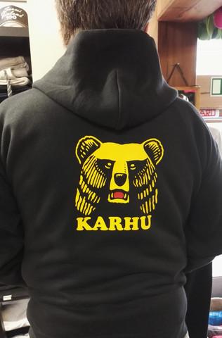 KARHU huppari, koot 3XL-5XL