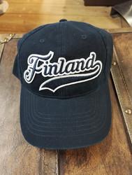 FINLAND lippis pehmeä farkkutyyli