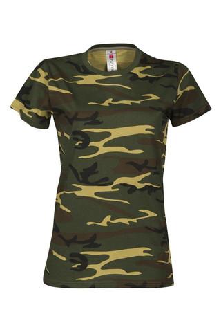 Maasto t-paita naisille