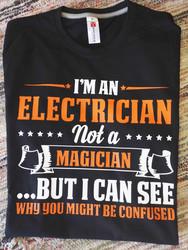 ELECTRICIAN-paita
