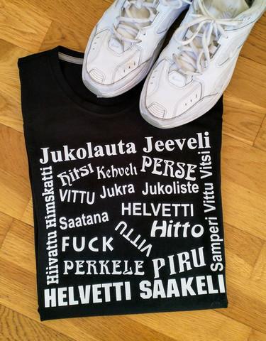 HIMSKATTI paita ja pieni suomen kielen oppitunti.