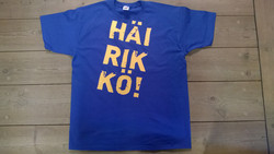 HÄIRIKKÖ t-paita