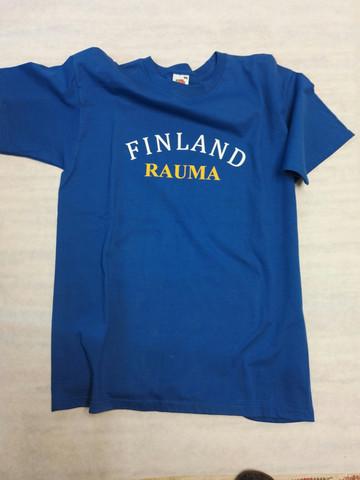 FINLAND RAUMA-paidat