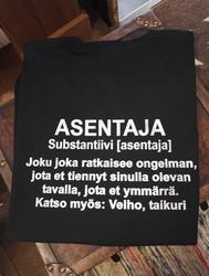 ASENTAJA-paita