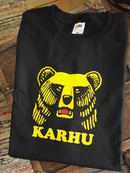 KARHU-paita, nimellä tai ilman, koot 4XL-6XL