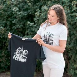 Rauma-paita uudella mallilla