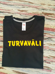 TURVAVÄLI t-paita