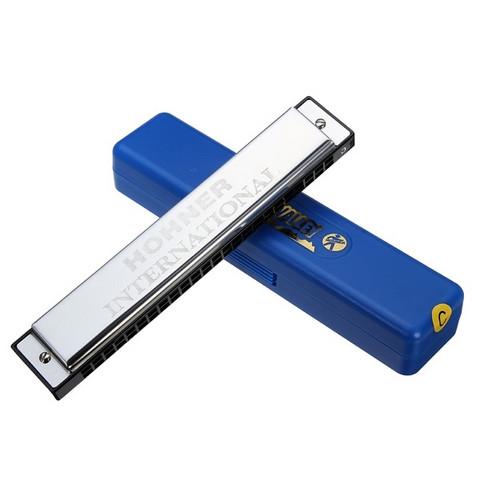 Hohner Big Valley tremolo harmonica C