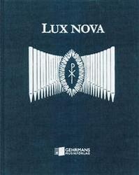 Lux Nova - nuottikirja uruille