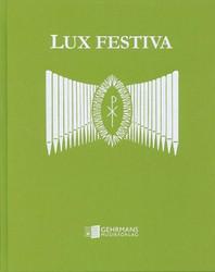 Lux Festiva - nuottikirja uruille /för orgel