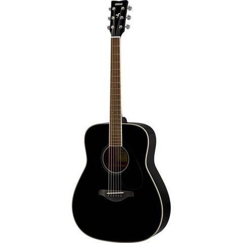 Yamaha FG-820BL Teräskielinen kitara - musta