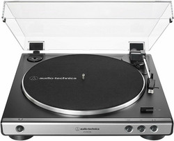 Audio-Technica AT-LP60X-USB - skivspelare, svart
