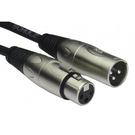 SCHULZKABEL MOD3 Mikrofonsladd XLR_XLR