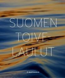 Suomen toivelaulut - melodiat/sanat/soinnut