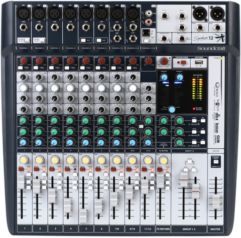Soundcraft Signature 12 Mixer