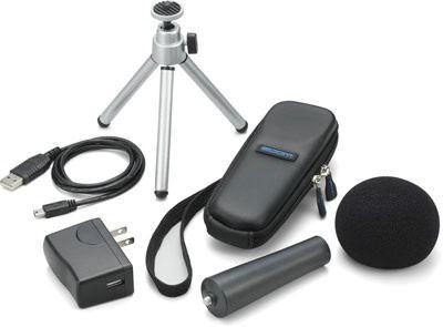 Zoom APH-1 tillbehörspaket till H1n-Handy Recorder.
