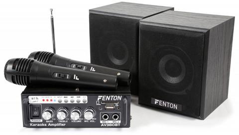 Fenton AV380BT -karaokepaket