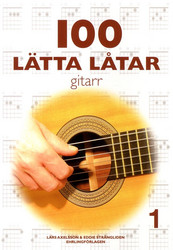 100 lätta låtar - Gitarr 1