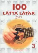 100 lätta låtar - Gitarr 3