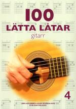 100 lätta låtar - Gitarr 4