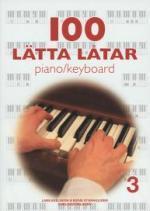 100 lätta låtar - Piano/Keyboard 3