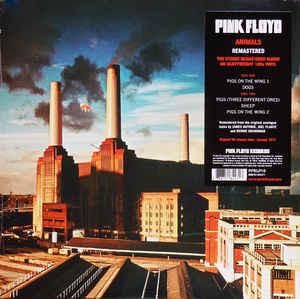 Pink Floyd : Animals-Remastered LP