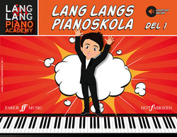 Lang Langs pianoskola Del 1