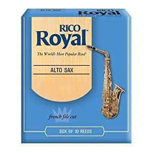 A-sax lehti Rico Royal 3