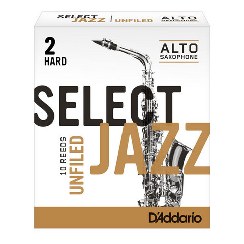 SELECT JAZZ  A-Sax lehti Unf 2H