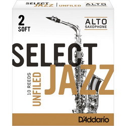 SELECT JAZZ  A-Sax lehti Unf 2S