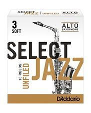 SELECT JAZZ  A-Sax blad Unf 3S