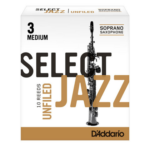 SELECT JAZZ  A-Sax blad Unf 3M