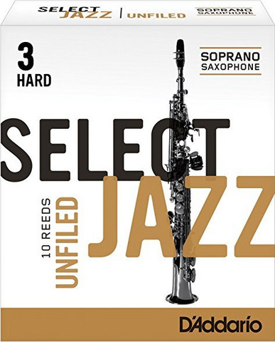 SELECT JAZZ  A-Sax blad Filed 3H