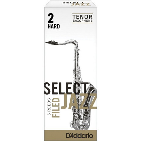 SELECT JAZZ  T-Sax blad Filed 2H
