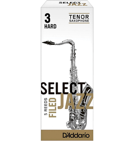 SELECT JAZZ  T-Sax blad Filed 3H