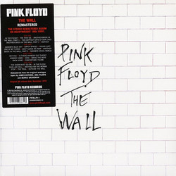 Pink Floyd : The Wall-Remastered 2-LP