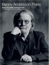 Benny Andersson: Piano  Nuottikirja