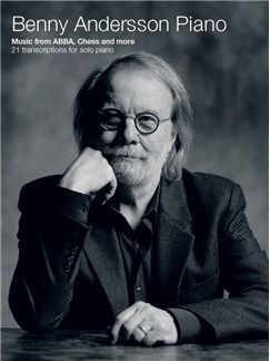 Benny Andersson: Piano  Notbok