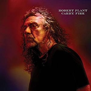 Robert Plant: Carry Fire CD