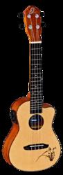 Ortega  RU5CE ukulele m.mik, RU series, concert storlek